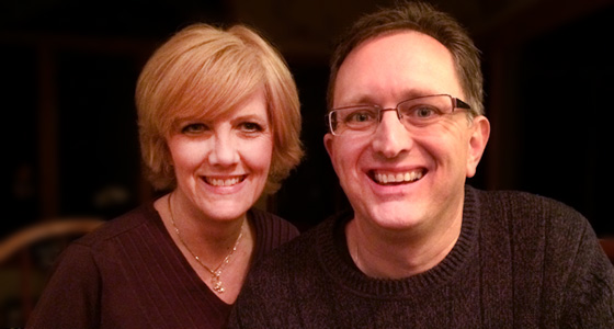 Bruce & Debbie Garrison
